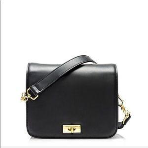 Jcrew Turnlock Black Bag